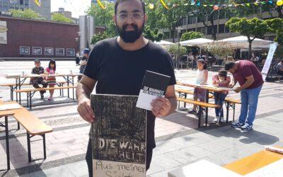 Moutasm Alyounes: persönliche Geschichte einer Flucht