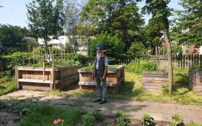 Arche Noah Essen eröffnet interkulturellen Garten