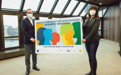 """""""Solidarität.Grenzenlos"""" – Internationale Wochen gegen Rassismus vom 15. bis 28. März 2021 in Essen"""