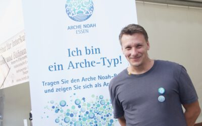 Carsten Keller ist neuer Künstlerischer Leiter der Arche Noah Essen
