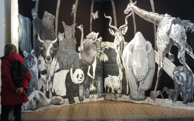 """Ausstellung """"In Noahs Arche"""" eröffnet in Borbeck"""